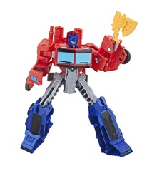 Transformers - Cyberverse Warrior - Optimus Prime 16 cm