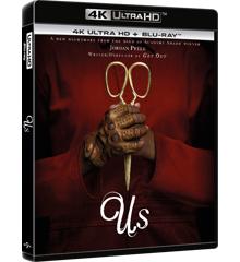 Us (2019) (Uhd+Blu Ray)