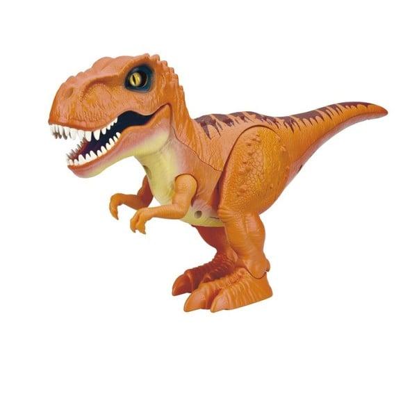 Robo Alive -Attacking T-Rex - Orange