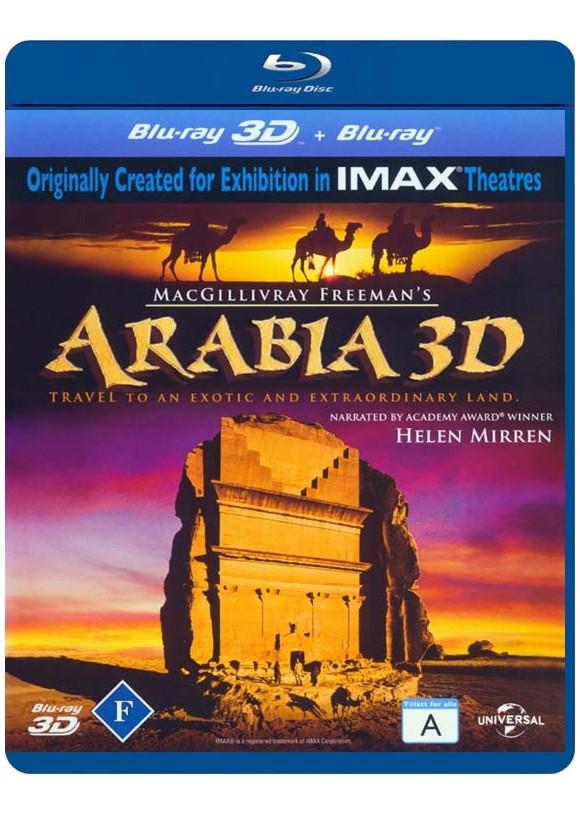 Arabia - Blu ray
