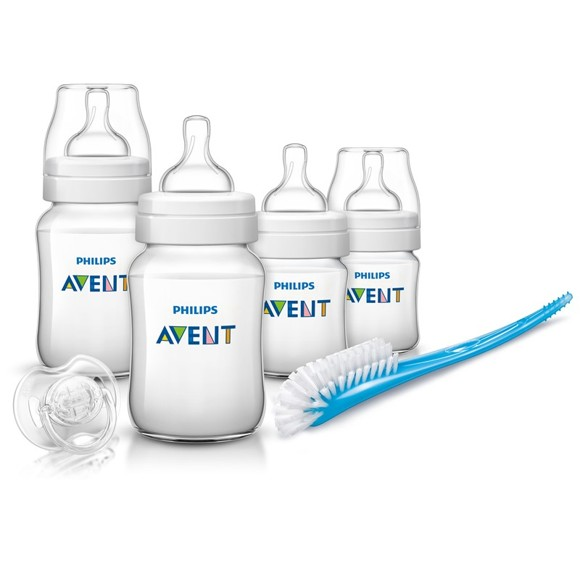 Philips Avent - Newborn Starter Bottle Set - Classic+ SCD37101 (9253)
