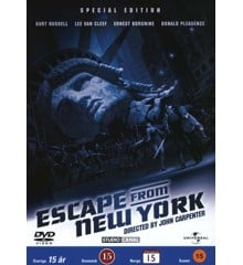 Escape from New York - DVD