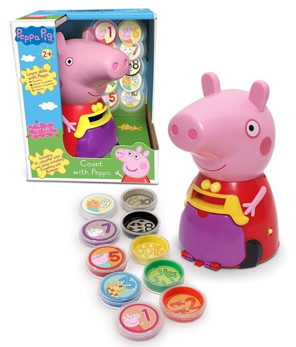 Peppa Pig - Tæl med Gurli (DK, NO, SEK)