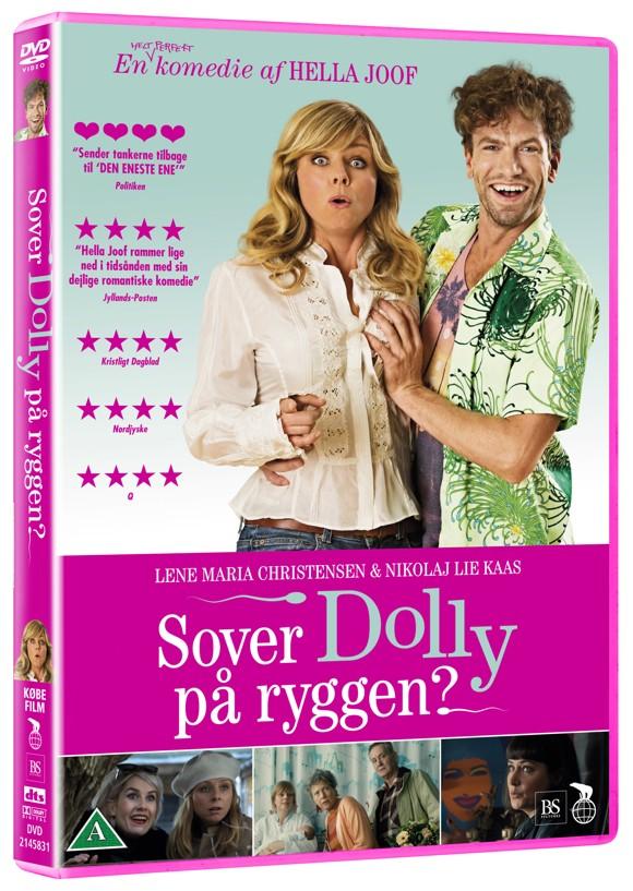 Sover Dolly på ryggen - DVD