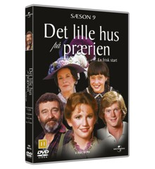 Little house on the prairie/Det Lille Hus På Prærien - season 9 - DVD