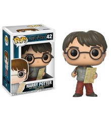 Funko POP! vinyl collectable figure - Harry Potter - Harry Potter with the Marauders Map #42