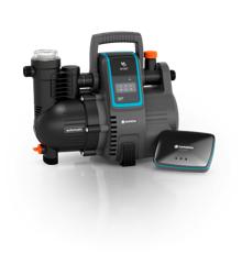 Gardena - smart automatisk Home & Garden-pumpesæt