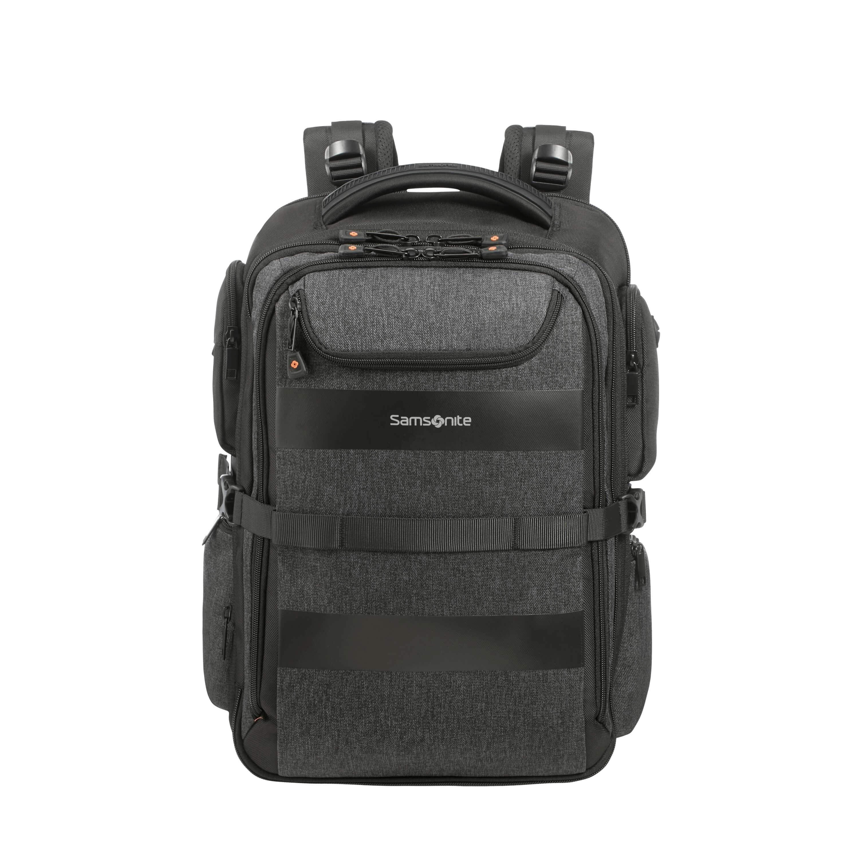 """Samsonite - Backpack Blesure Overnight 15,6"""" Black"""