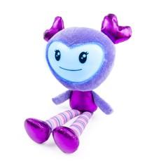Brightlings - Interactive Singing Plush - Purple