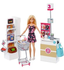 Barbie - Supermarket Set (FRP01)
