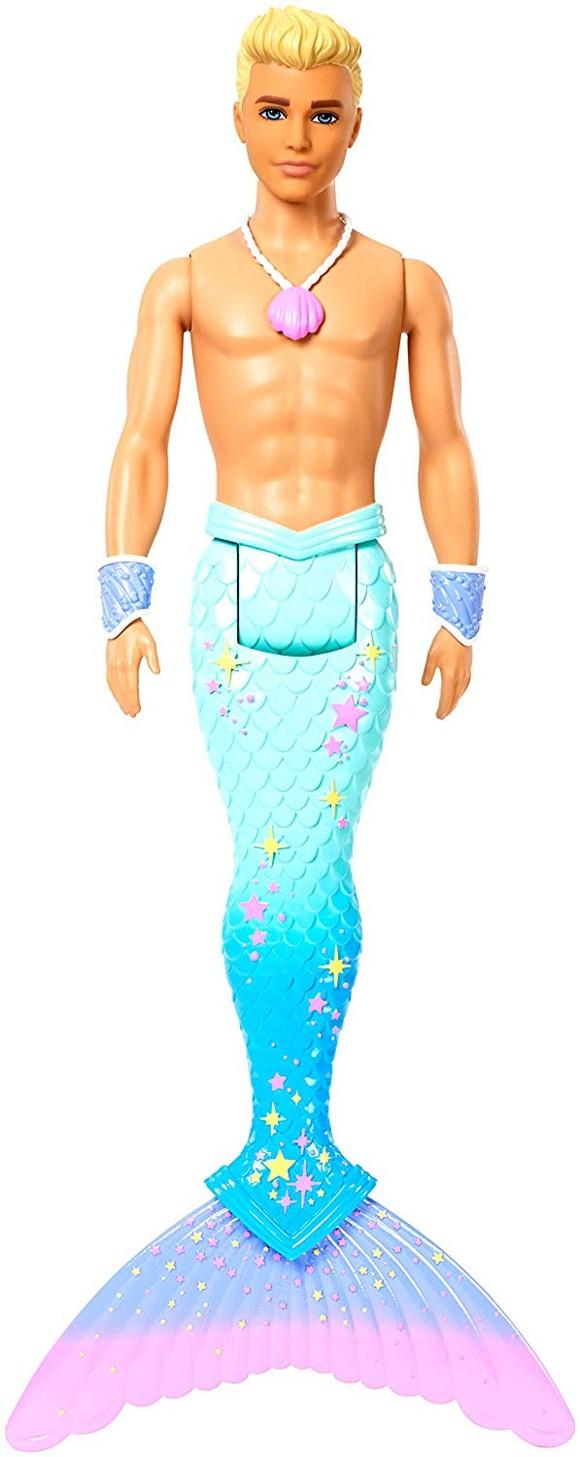 Barbie - Merman Ken Doll (FXT23)