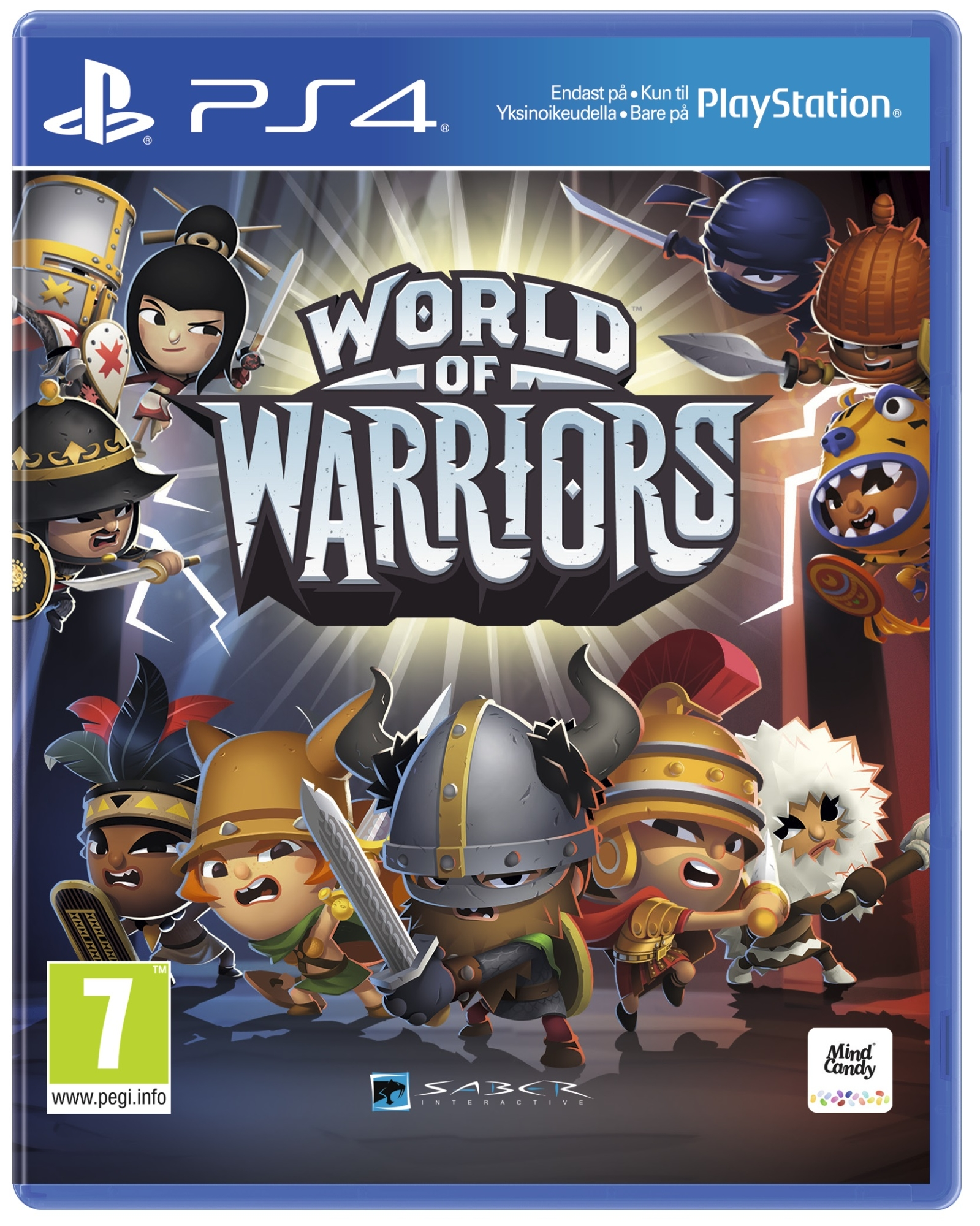 World of Warriors (Nordic)