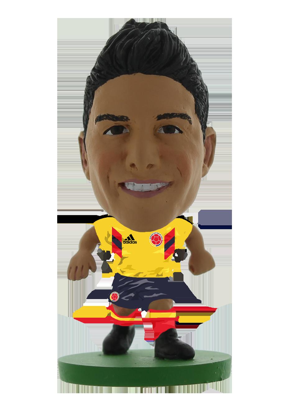 Buy Soccerstarz Colombia James Rodriguez