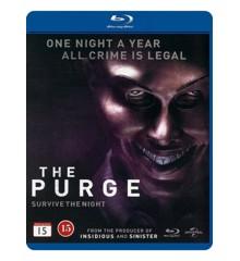 Purge, The (Ethan Hawke) (Blu-ray)