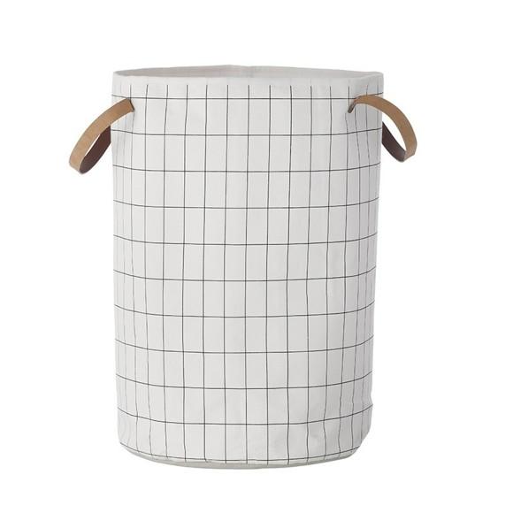 Ferm Living - Grid Laundry Basket (9141)
