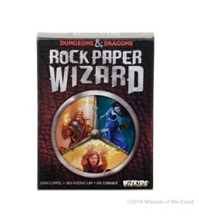 Dungeons & Dragons - Rock Paper Wizard (D&D) (English)
