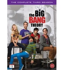 Big Bang Theory, The: Season 3