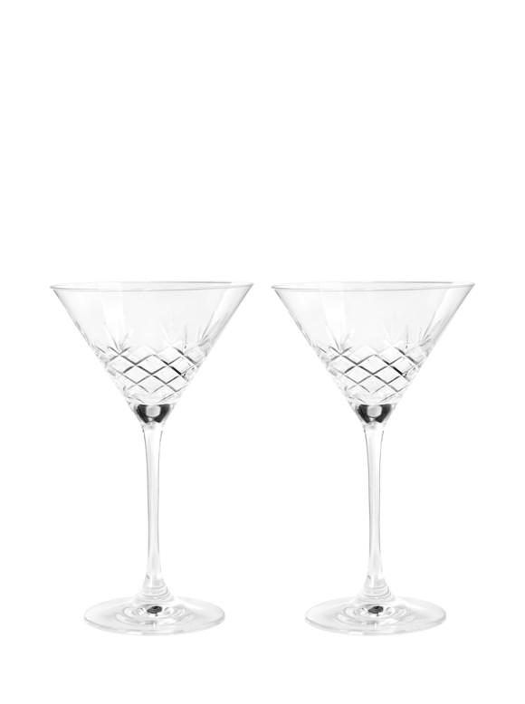 Frederik Bagger - Crispy Cocktail Krystal Glas - 2 Pak