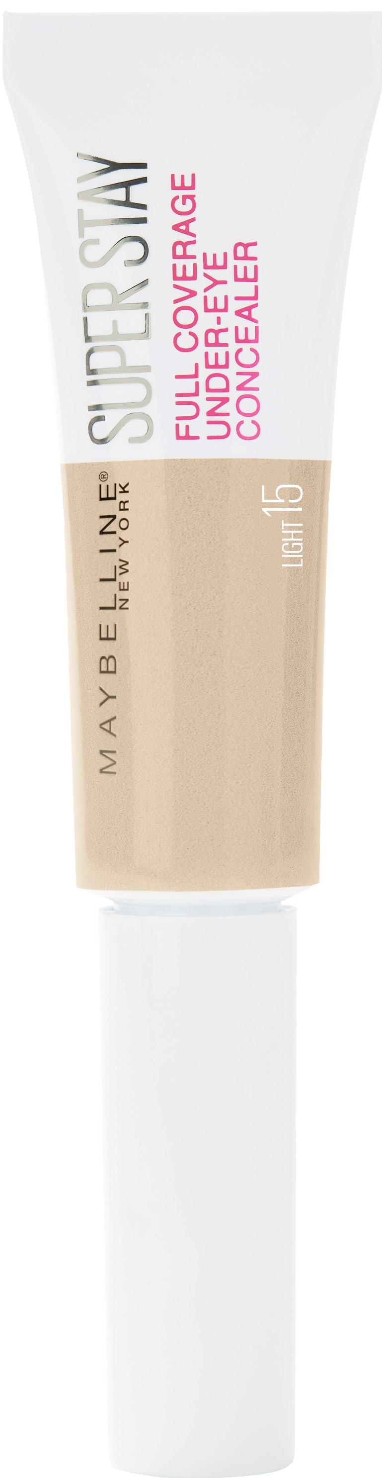 Maybelline - Superstay Full Coverage Under-Eye Concealer - 15 Light