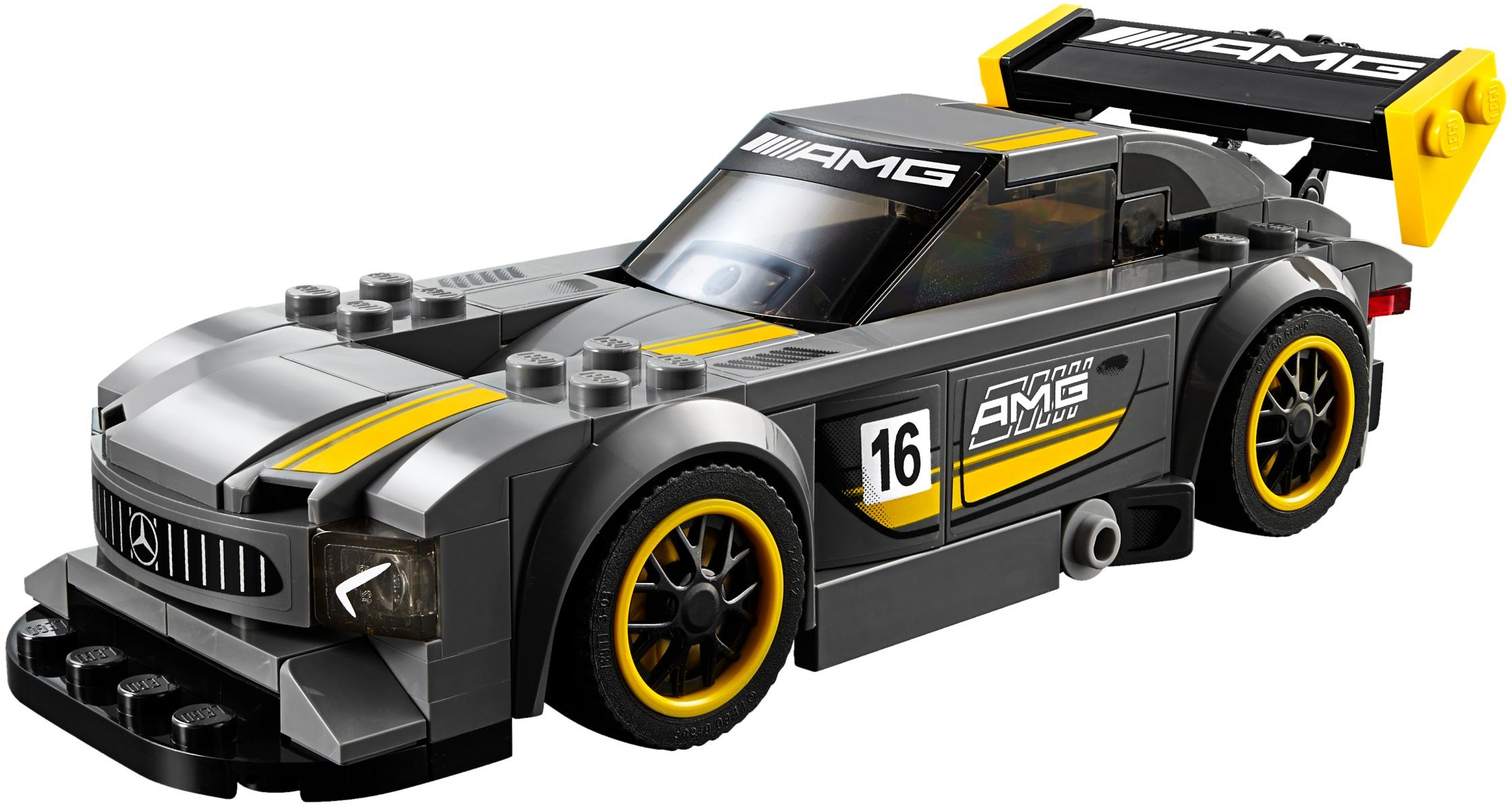 75877 Lego Speed Champions Mercedes-AMG GT3 ACCESSORI MERCEDES-BENZ