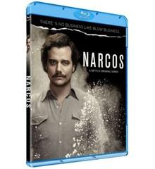 Narcos - Sæson 1 - Svensk udgave (Blu-Ray)