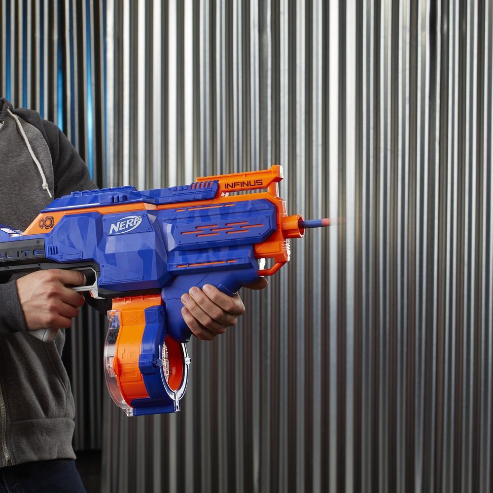 Buy NERF - N-Strike Elite Infinus (E0438) - Incl. shipping