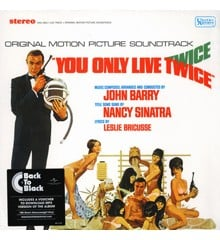 John Barry ‎– You Only Live Twice (Original Motion Picture Soundtrack) - Vinyl