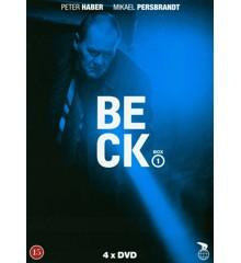 Beck - Box 1: Beck 1-4 (4-disc) - DVD