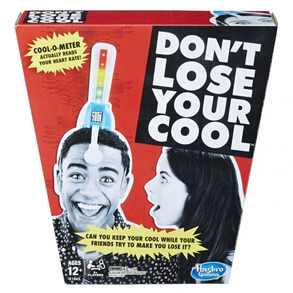 Hasbro Gaming – Don't Lose Your Cool DK/NO