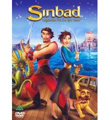 Sinbad: Legenden fra De Syv Have - DVD