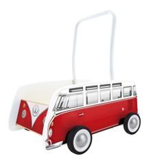Hape - Volkswagen Bus Walker - Red (5907)