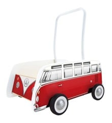 Hape - Volkswagen Bus Walker - Rød