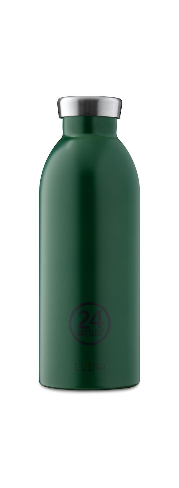 24 Bottles - Clima Bottle 0,5 L - Jungle Green (24B149)