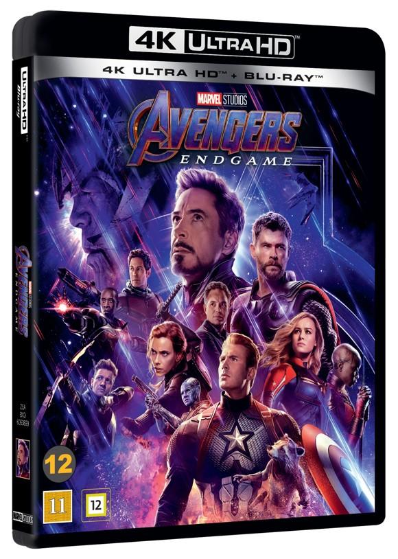 Avengers Endgame - 4K