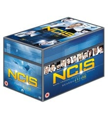 NCIS: Sæson 1-13 - DVD