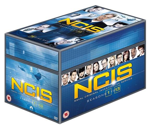 NCIS: Seasons 1-13 - DVD