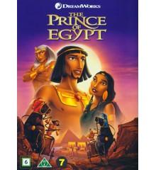 Prince Of Egypt DVD