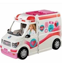 Barbie - Mobil Lægeklinik (FRM19)