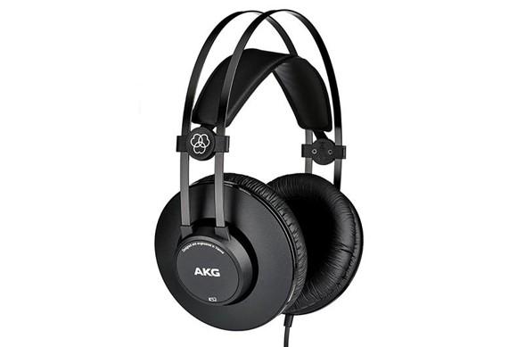 AKG - K52 - Lukket Reference Hovedtelefon