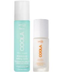 Coola - Makeup Setting Spray SPF30 + Daydream Mineral Primer SPF 30