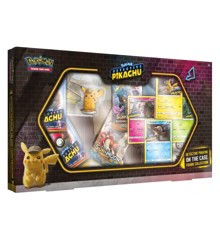 Pokemon - Detective Pikachu - On the Case Figure Box (POK80636)