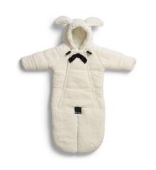 Elodie Details - Baby Kørepose Dragt - Shearling 6-12m