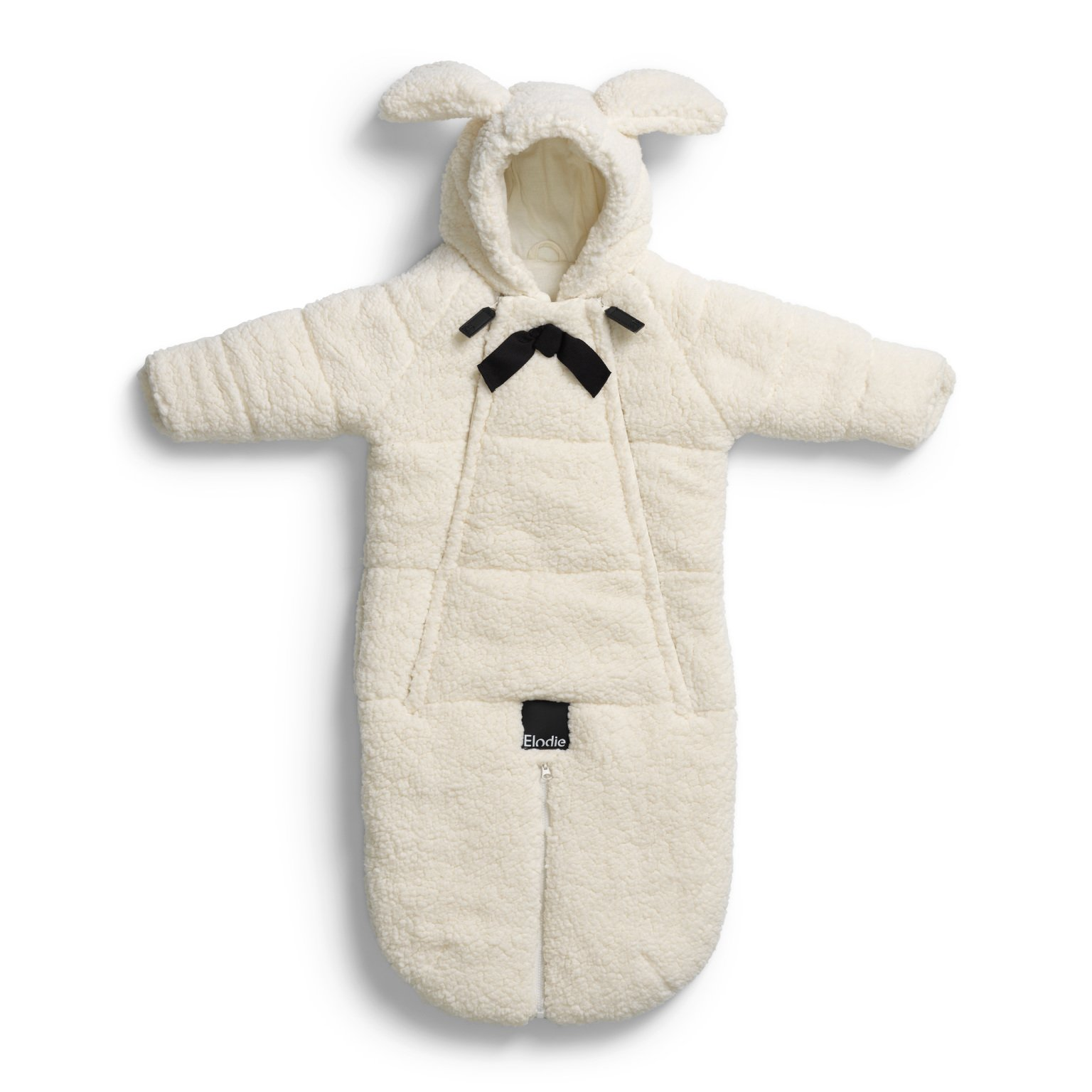 Elodie Details - Baby Overall Footmuff - Shearling 6-12m