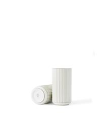 Lyngby Porcelæn - Vase 15 cm - White/Gold (200681)