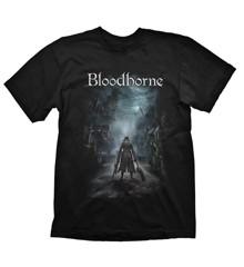 "Bloodborne T-Shirt ""Night Street"" M"