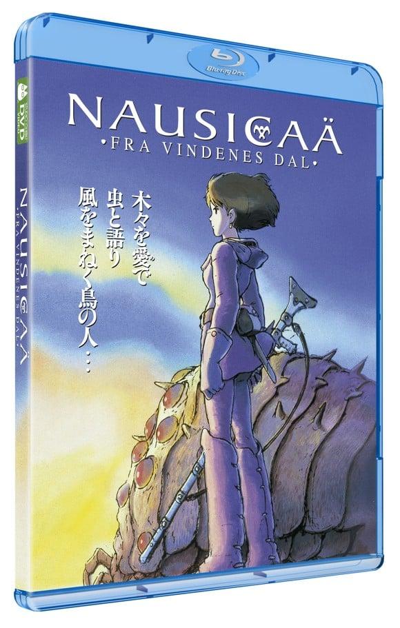 Nausicaä - fra vindenes dal (Blu-Ray)