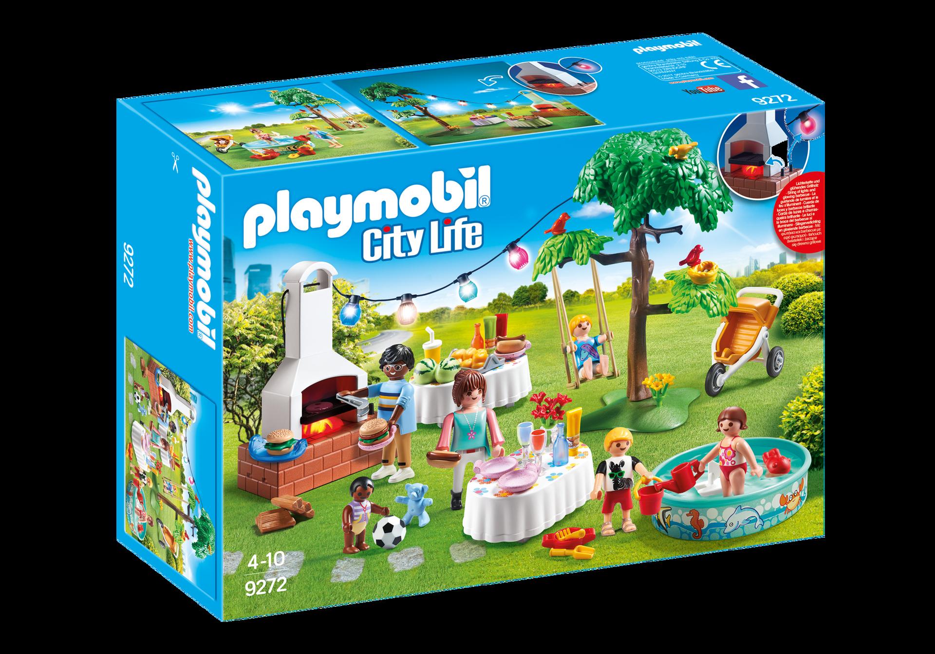 Playmobil - Housewarming Party (9272)