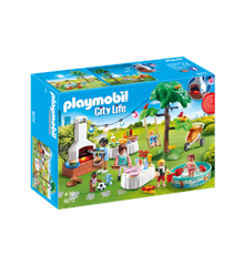 Playmobil - Housewarming Party (9272)