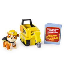 Paw Patrol - Ultimate Rescue Mini - Rubble Mini Jackammer (20101481)