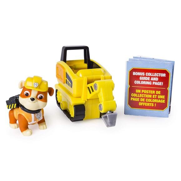 Paw Patrol - Ultimate Rescue Mini - Rubble Mini Jackammer (20101481)